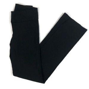 IZ Byer Size Small Straight Fit Black Dress Pants